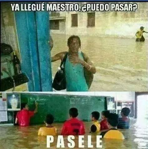 memes de lluvia imagenes chistosas