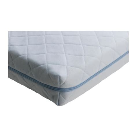 Size Of A Crib Mattress Vyssa Vinka Mattress For Crib Ikea