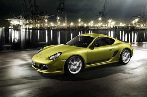 R Porsche by Porsche Cayman Fiche Technique R 2013