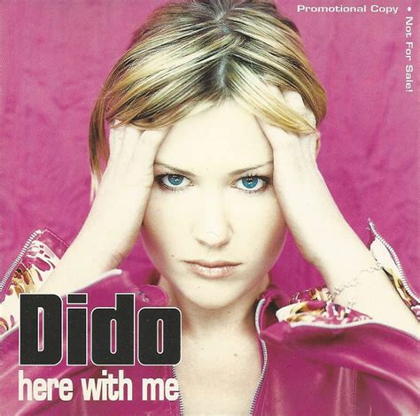 lukas burton dido here with me at discogs