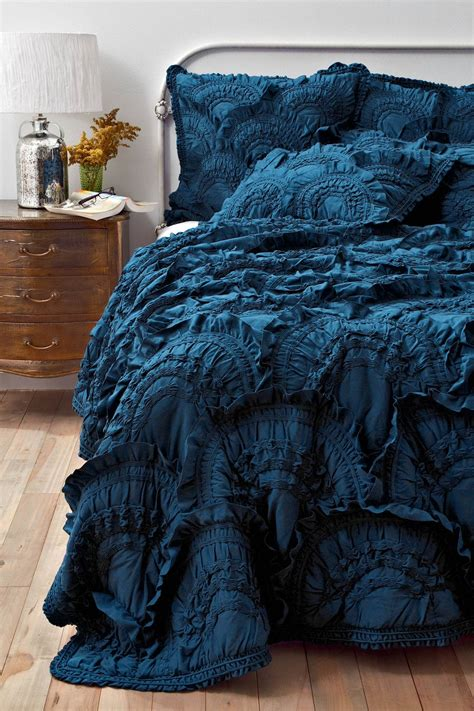rivulets bedding turquoise anthropologie things i love