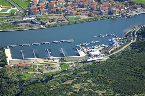 boat basin def bosa marina porto fluviale in bosa marina sardinia italy