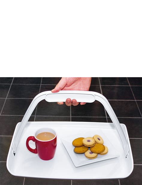 one handle tray chums