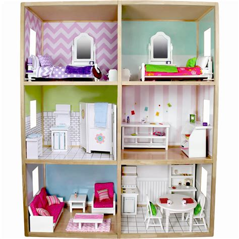 my girl doll house 18 inch doll house plans luxury 15 diy dollhouse bookcase plans floor and house