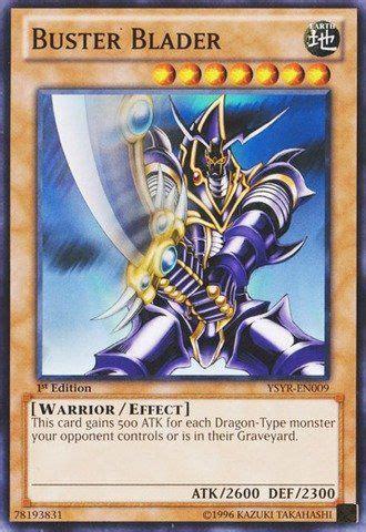 yugi reloaded starter deck card list yu gi oh buster blader ysyr en009 starter deck