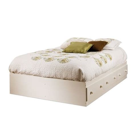 South Shore Summer Breeze Collection Full Size Mates Bed South Shore Mates Bed