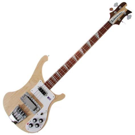 Bas Habsyi 16in 1 bas kitara rickenbacker 4003s mapleglo na gear4music