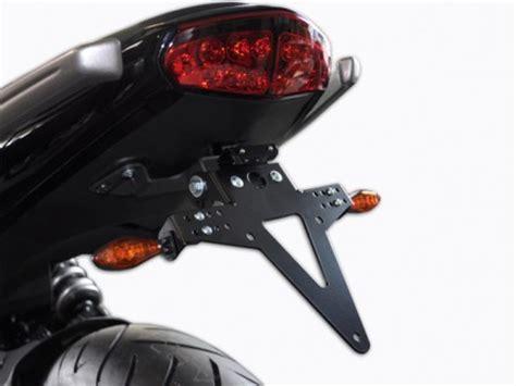 Kennzeichenhalter Motorrad Er6n by Motorrad Kennzeichenhalter F 252 R Kawasaki Der Firma
