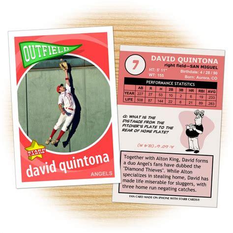 national baseball card template baseball card template template business