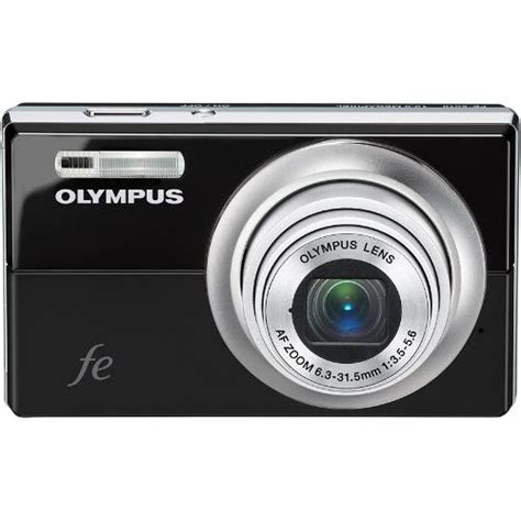 olympus fe digital olympus fe 5010 digital black 226660 b h photo