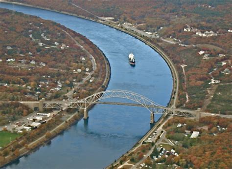 cape cod canal they are closing the canal for two weeks wait what