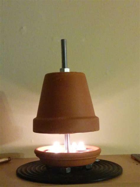 coleman kachel terracotta plant pot candle heater crafts pinterest