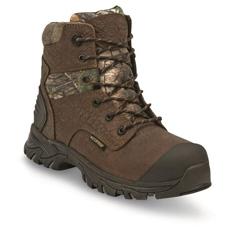 waterproof work boots for reviews   28 images   best