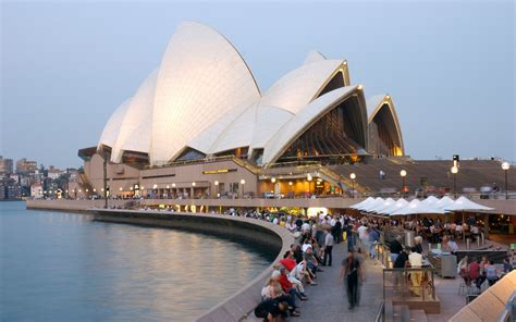 sydney opera house the tourist destination with the best the world s most visited tourist attractions travel
