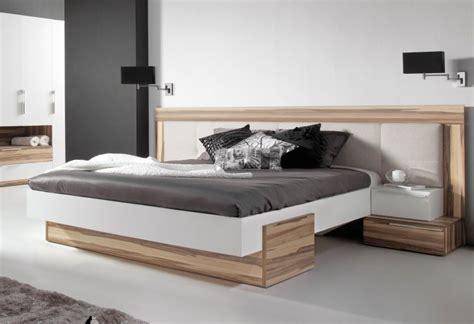 lit adulte haut lit haut de gamme bois