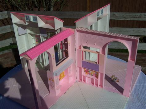 house for barbie dolls barbie doll house vintage barbie house vintage by hautemarche
