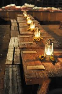 Table Centerpieces Rustic Outdoor Wedding by 30 Inspirational Rustic Barn Wedding Ideas Tulle
