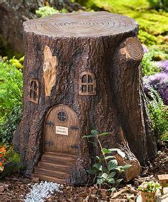 Whimsical Garden Tree Stump Stool by 1000 Images About Id 201 Es D 201 Co Et Jardin On
