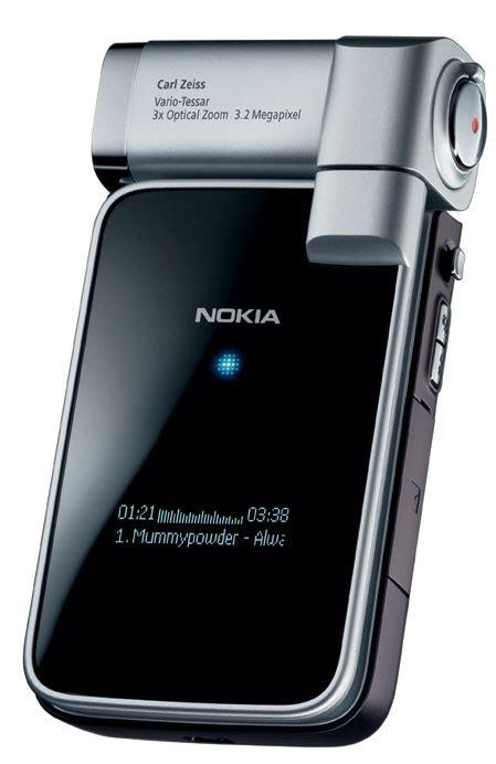 Ces 2007 Press N Sniff Razr by Nokia N93i Slims Popular N93 Mobiletracker