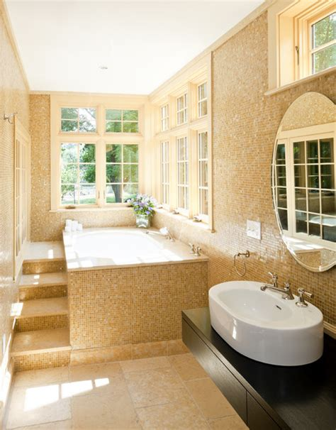 Carpenter gothic bathtub