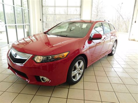 pre owned 2014 acura tsx sport wagon tech pkg station