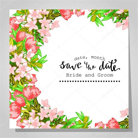 Wedding Invitation Card Stock by Wedding Invitation Card Stock Vector 169 All About Flowers