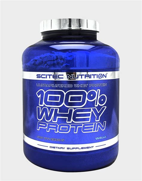Whey Scitec 100 Whey Protein By Scitec Nutrition 2350 Grams 46 00