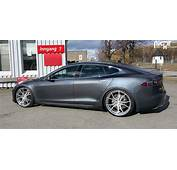 Tesla Model S Ascari Gallery  MHT Wheels Inc