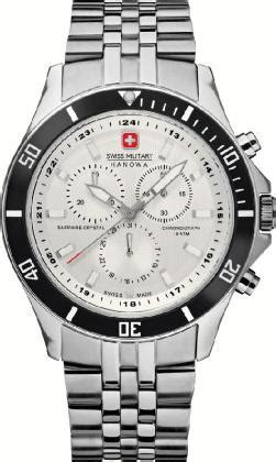 Swiss Army Patriot Chain Silver White 9 most popular best selling swiss hanowa watches