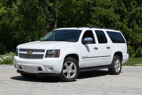 2013 chevrolet suburban 2013 chevrolet suburban our review cars