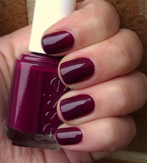essie hair color essie bahama mama my fall favorite for nails hair