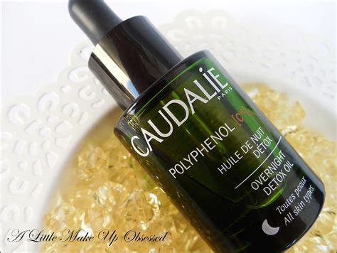 How To Detox Polythenols by Caudalie Polyphenol C15 Overnight Detox A