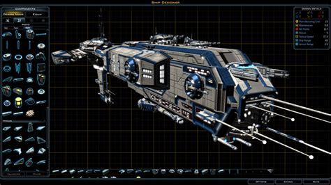 ship designer official galactic civilizations iii wiki