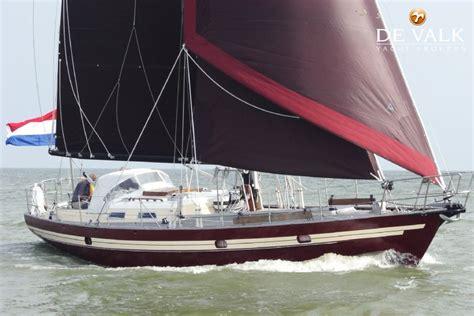 zeiljacht koopmans te koop koopmans 43 zeilboot te koop jachtmakelaar de valk