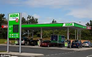 Design A Garage Online 13p per litre asda price blunder sees scores queuing as