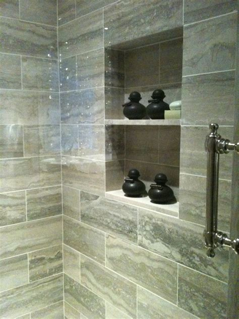 12x24 Tile In Shower by 12x24 Shower Tile Designs Search Pinteres