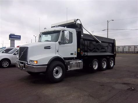 truck volvo 2017 2017 volvo dump trucks for sale used trucks on buysellsearch