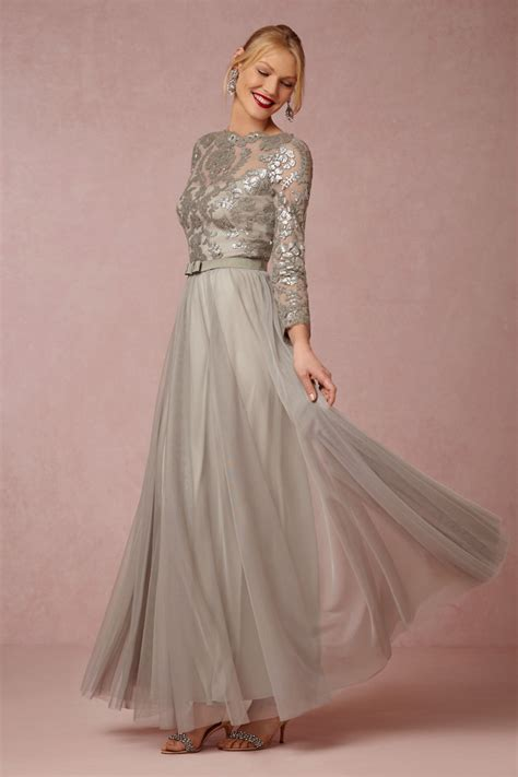 Mother of the Bride Dresses with Sleeves