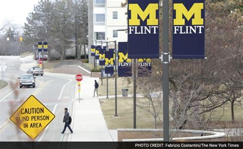 Of Michigan Mba Visit by International Students Find The American In Flint