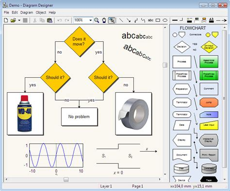 diagram designer software diagram designer