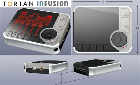 Torian Infusion Wi Fi Mp3 Player Can Record Of Radio Stations torian infusion 232 player mp3 e radio wi fi macitynet it