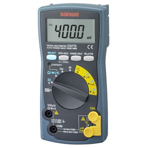 Digital Multimeter Cd800a multitester digital sanwa meter digital