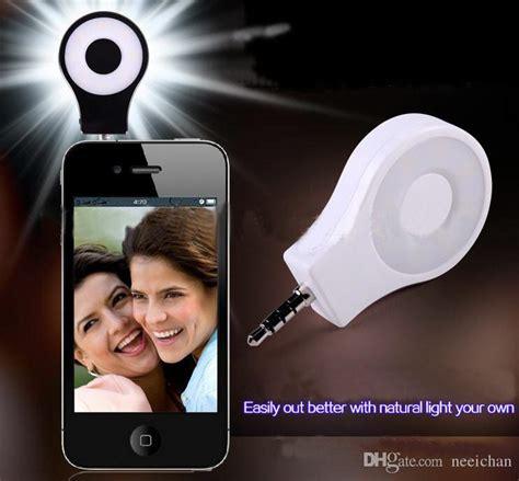 Lu Selfie Flash Light Selfie Light Selfie led light flash selfie light cell phone cri 95 spotlight flash for iphone 6 6s 5