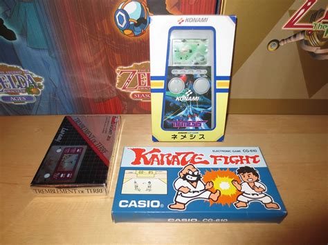 Gimbot Casio Karate Fight 1986 sporefrog08 quot chaos quot collection a bit of everything
