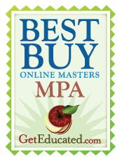 Unc Pembroke Mba Ranking by Top 13 Best Buys In Mpa Degrees Masters Of