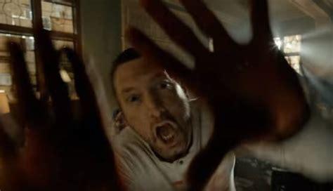 eminem new film clip eminem teases framed music video with a haunting trailer