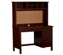 Childrens Desk With Hutch Kendall Desk Hutch Pottery Barn
