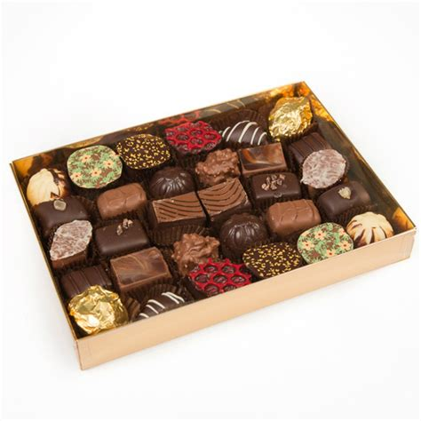 Luxury Handmade Chocolates - rumsey s large chocolate gift box rumsey s