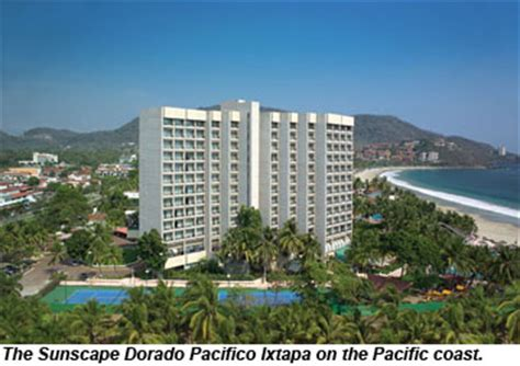 From EP to all inclusive: Ixtapa's Sunscape Dorado