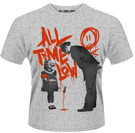 All Time Low Shirt all time low t shirt s t shirts t